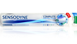 Sensodyne® | Complete Protection Toothbrush